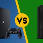 PS4 Pro vs Xbox One X: Какая из Приставок Лучше?